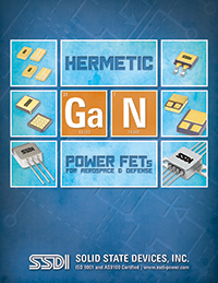 Hermetic GaN Power FETs for Aerospace & Defense